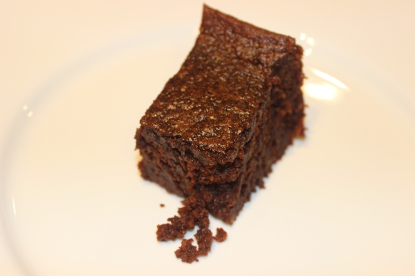 Chocolate comes from cocoa, which is a tree. That makes it a plant. Therefore, chocolate is salad. The end :)