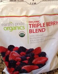 Super cheap organic frozen berries!