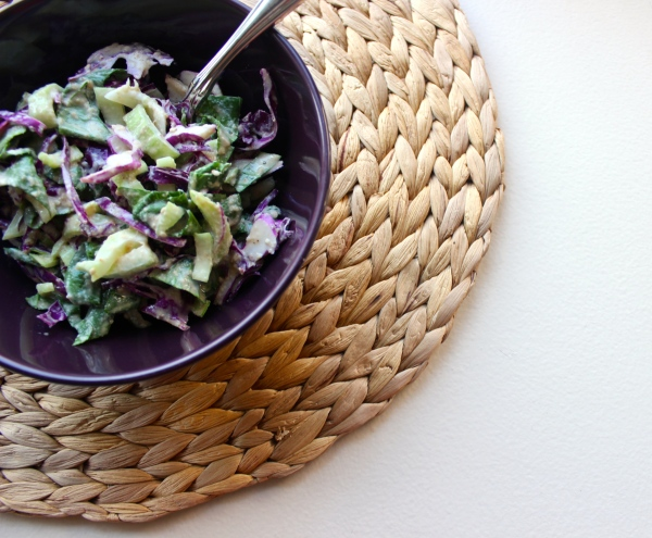 detoxifying bok choy salad hometown harvest. Black Bedroom Furniture Sets. Home Design Ideas