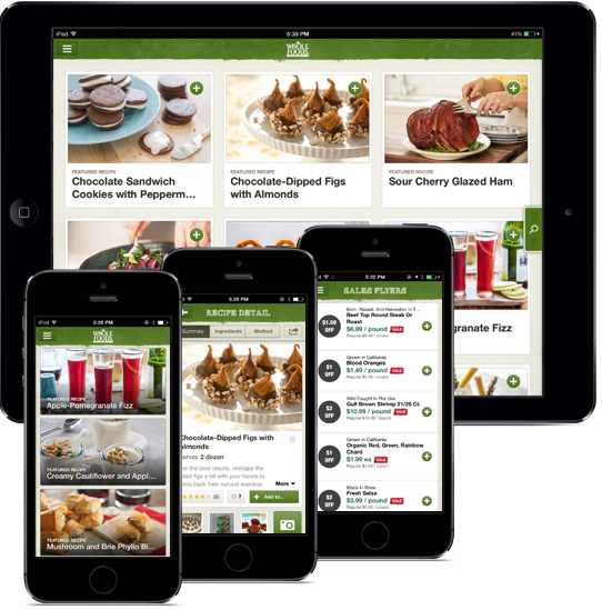 Whole foods market recipes app archives rachels nourishing kitchen screenshots of the whole foods market recipes app forumfinder Gallery
