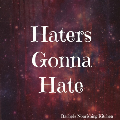 Haters - rnk