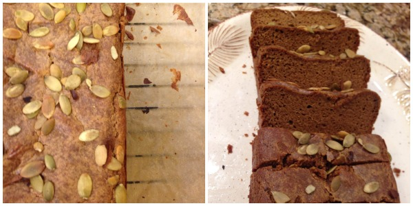 Against All Grain's Pumpkin Bread (Nut-Free, Grain-Free & Dairy-Free!)