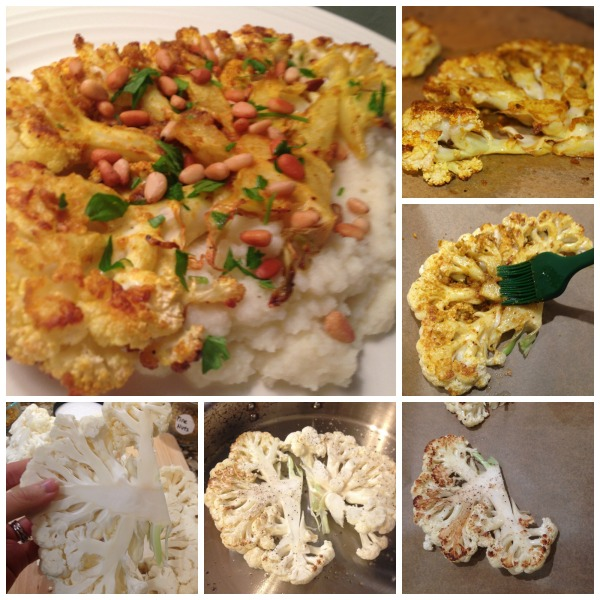How to Make Cauliflower Steaks