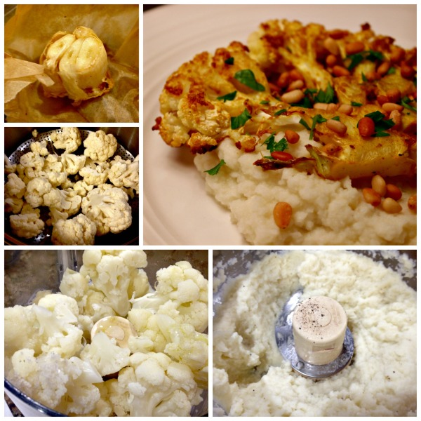 How to Make Cauliflower Mash