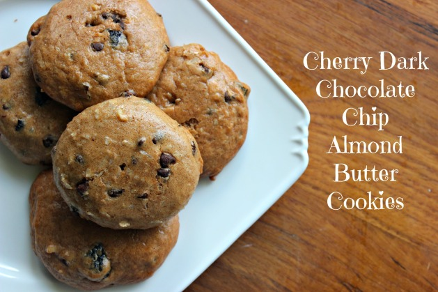 cherry choco chip cookies