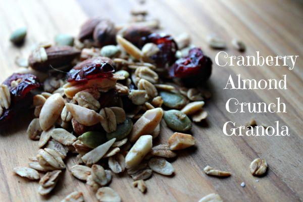 Cranberry Crunch Text