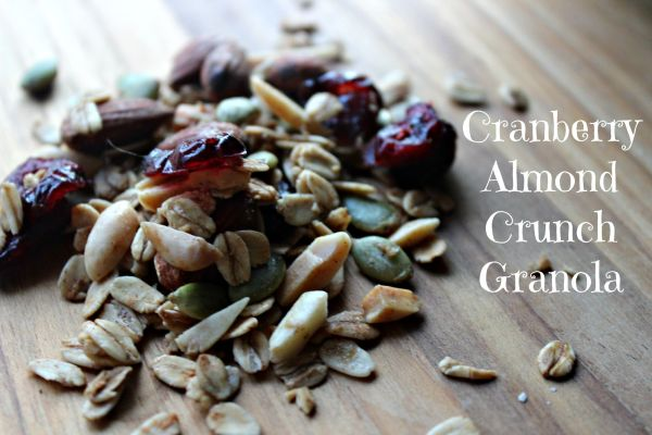 Cranberry Crunch Text