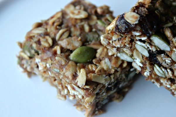 Sunbutter Oat bar