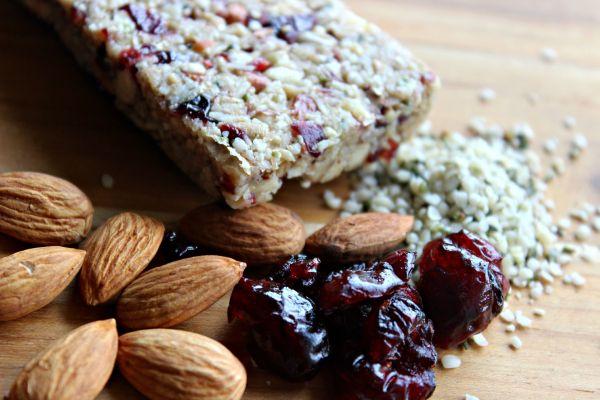 almond cranberry