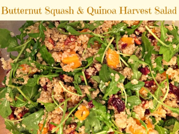Squash Salad Banner